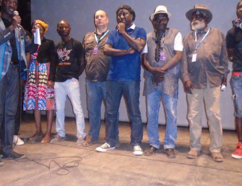 CIMFASO parrain de l'œuvre du Cinéaste Adama ROAMBA