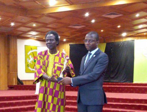 CIMFASO distingué au Trophée d'honneur « Pingre Kuni 2017 »