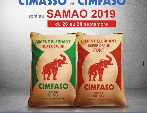 CIMFASO ET CIMASSO SONT AU SAMAO 2019