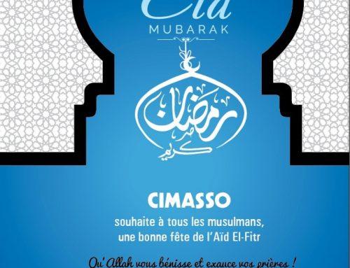 Bonne fête de l'Aïd El Fitr