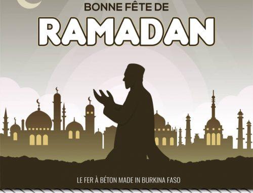 CIM METAL SA Souhaite à tous les musulmans Bonne fête de Ramadan
