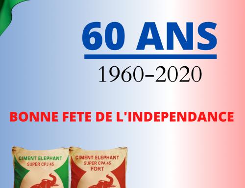 CIMFASO vous souhaite une Bonne fête de l'indépendance !