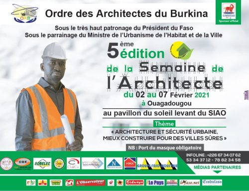 Ordres des Architectes du Burkina